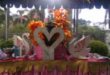 Wedding Project - Gedung Keuakupan Surabaya by Berkah Catering Surabaya