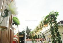 Yerry & Cathleen by FAVOR Event Management