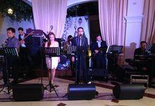 Intramuros wedding by Uno Ritmo