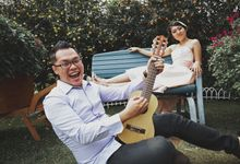 Pre-Wedding of Ricky and Marcella by Refocus Photography