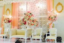 Shekh and zafira wedding by Ivylifia Decoration
