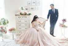 Pre-wedding by ENST Couture