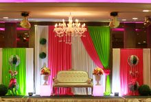 Thematic Weddings - Retro by Hotel Re! @ Pearl's Hill