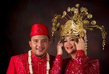 Wedding of Ashtra & Ray by Nu Imaji