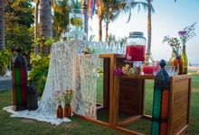 Refreshment Station by Sangria Catering Bar Bali