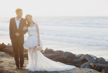 Doan & Amanda Prewedding by Divine Bridal