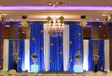 Thematic Weddings - Starry Starry Night by Hotel Re! @ Pearl's Hill