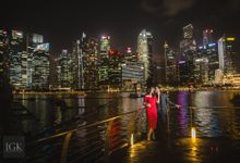NIA & YERRY  LOST IN LOVE  SINGAPORE by #thephotoworks