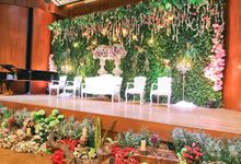 Bloom and Grow Forever by Butterfly Event Styling