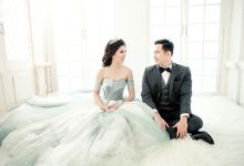 Grace & Irfan by Robin Alfian Photography