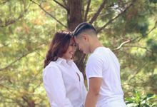 Be Inspired by this Fresh Engagement Shoot in Sierra Madre by Marco Constantino