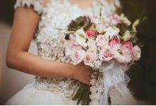 wedding of  Wisnu & Irene by Rossely's Florist