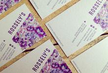Name Card by La Voilla Invitation