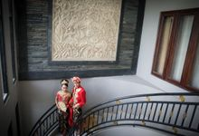 Preweding of W & D by Eddyvaio Photography Bali