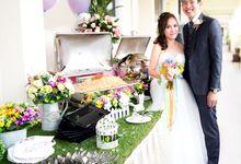 Chuan Kai & Maureen Wedding Reception by Neo Garden Catering Pte Ltd
