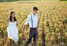 Sunset Styled Shoot by Gaiasophy