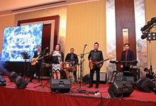 Lush MNL Band by Lush Arts Entertainment and Events Co.