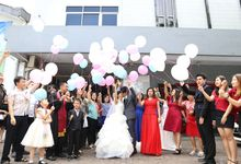 THE WEDDING OF BENNY AND SANNY by JS Wedding Planner Organizer and Entertainment