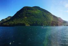 Siva & Family Alaska Glacier Adventure by VC Wisata