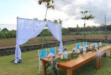 ADITYA AND MELISA WEDDING by Rumah Luwih Beach Resort