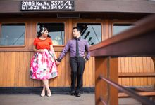 Prewedding of Ayu Priskila Claudia and Yondy Bawan by Nika di Bali