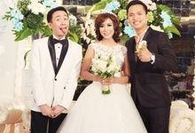 REYNOLD & CLAUDY The Wedding by PRIDE Organizer