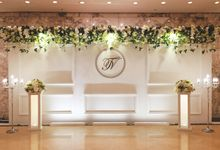 Elegance White Wedding by Story & Matter events