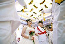Prosesi Pernikahan Pedang Pora by theSerenade Organizer