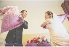 The Wedding of Martin & Rhealita by FIVE Seasons WO