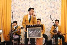 Metha & Bintang Wedding at Pussenkav by Cikallia Music Entertainment