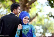 pre wedding Vivi & Agus by Bondang mygallery