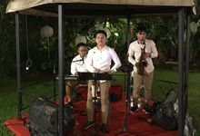 Wedding Entertainment at Rumah Sarwono by Ibee Music