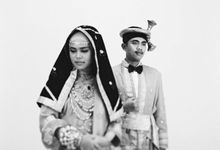 Traditional Prewedding Cahyo and Nita by Rahel Novie Makeup and Beauty