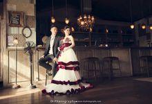 Prewedding by DI Photography