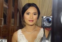 Irma and Eric Wedding by Fikri Halim Makeup Artist
