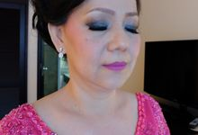 Make up Mother of the Groom by Beauty by Yusti