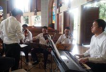 Wedding of Karina & Andrew by Albert Symphony