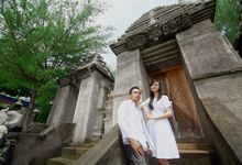 Pre wedding Nanda n galuh by Keker Photography