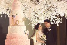 Atmanto & Joana The Wedding by PRIDE Organizer