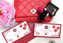 Chinese New Year Edition by Ribbonade.envelope