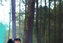 Andry & Stefani Prewedding session by PhiPhotography