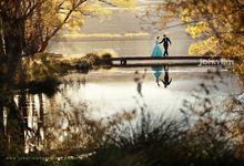 NEW ZEALAND   Pre-Wedding Photography by John Lim by John Lim Photography