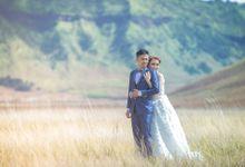 Eko Marcilia Pre wedding by van photoworks