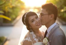 The Wedding of Mr Hendri & Ms Nurul Huda by My Dream Bridal and Wedding
