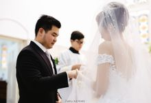 THE WEDDING OF WILLIAM & VANESSA by Fusia Pictures