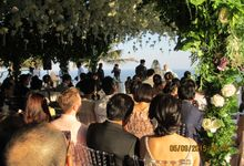 Steven & Katarina Wedding by Khayangan Estate