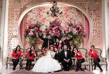Erwin & Felisia by PRIVATE WEDDING ORGANIZER