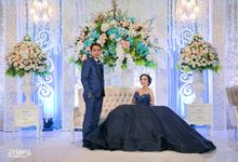 Theo & Grace by 2riang Photography