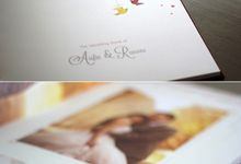 Wedding Photobook by Wanderlust