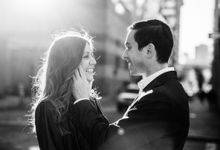Engagement shooting in Dumbo by Ludovica Lanzafami